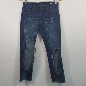 Lucky Brand Handcrafted Sweet Straight Jeans 6